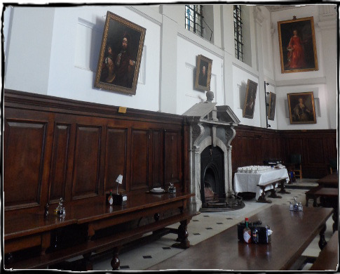 Queen's College Hall